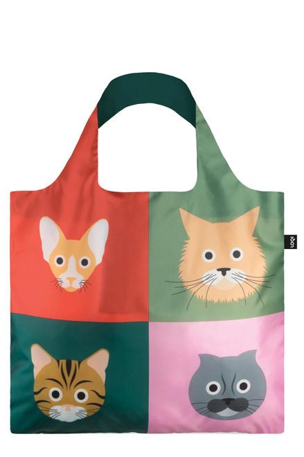 STEPHEN CHEETHAM CATS BAG