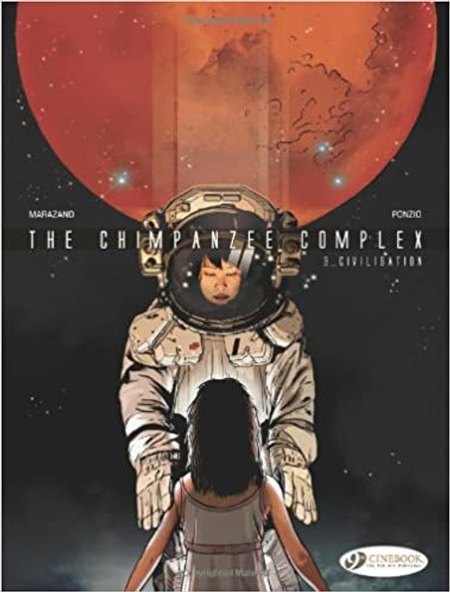 CHIMPANZEE COMPLEX SC VOL 03