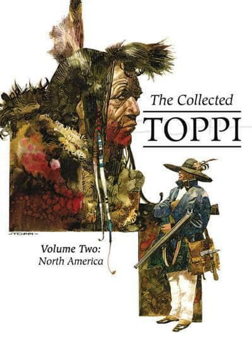 COLLECTED TOPPI HC VOL 02