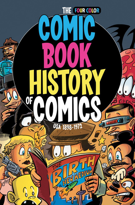 COMIC BOOK HISTORY COMICS TP