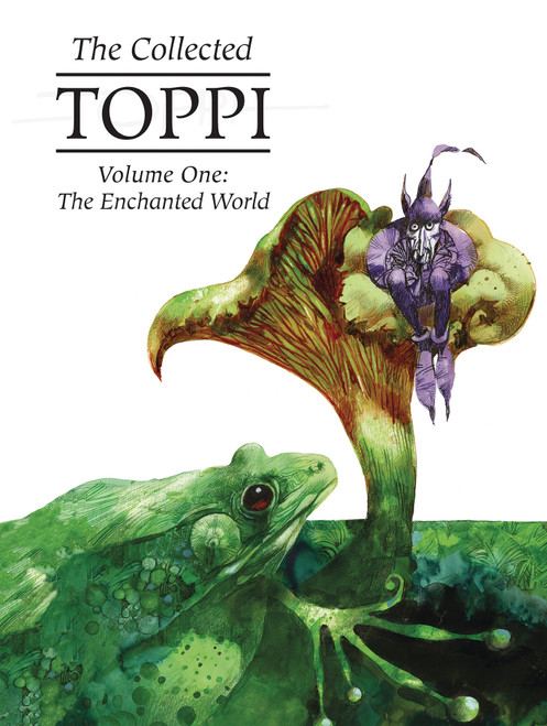COLLECTED TOPPI HC VOL 01