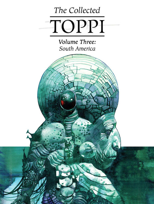COLLECTED TOPPI HC VOL 03
