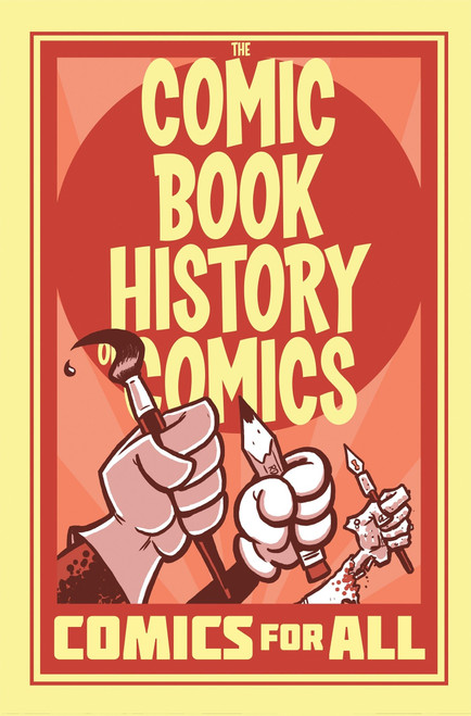 COMIC BOOK HISTORY TP FOR ALL