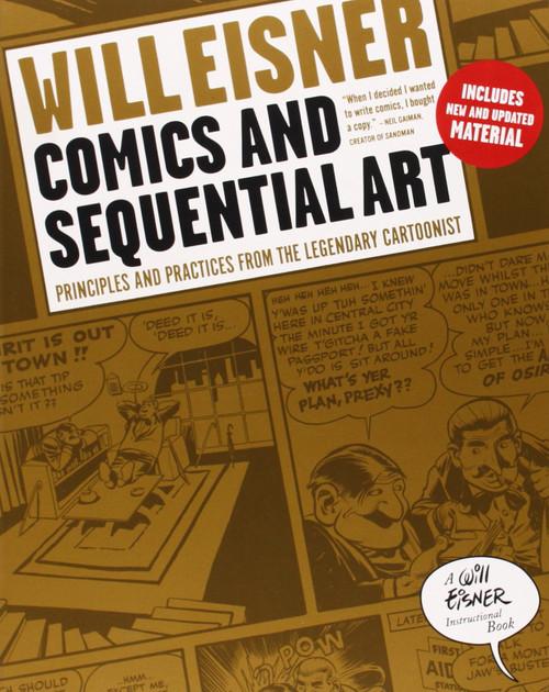 COMICS & SEQUENTIAL ART SC