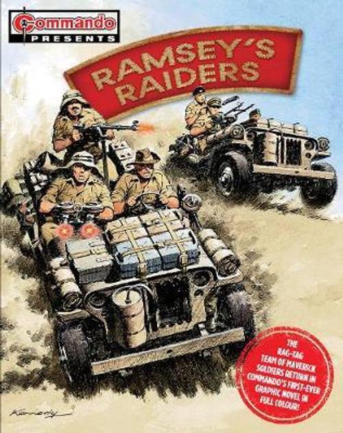 COMMANDO RAMSEYS RAIDERS SC VOL 01