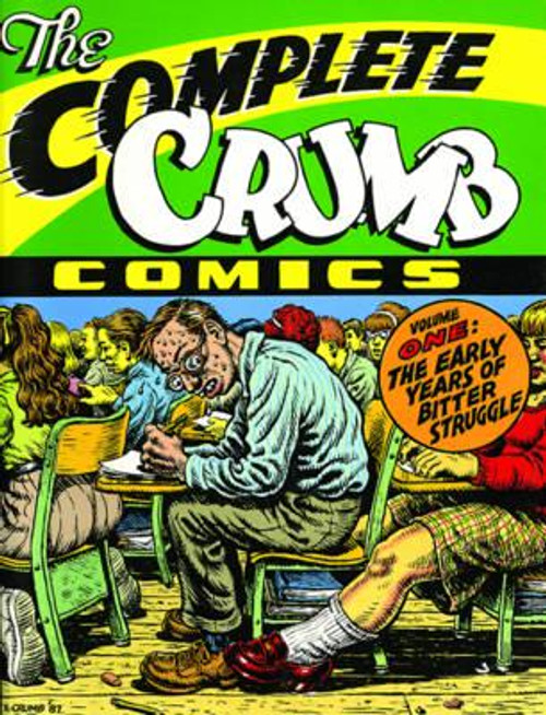 COMPLETE CRUMB TP VOL 01 NEW