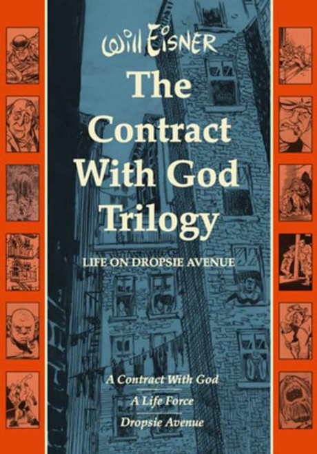 CONTRACT WITH GOD TRILOGY EISNER