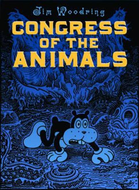 CONGRESS OF THE ANIMALS HC