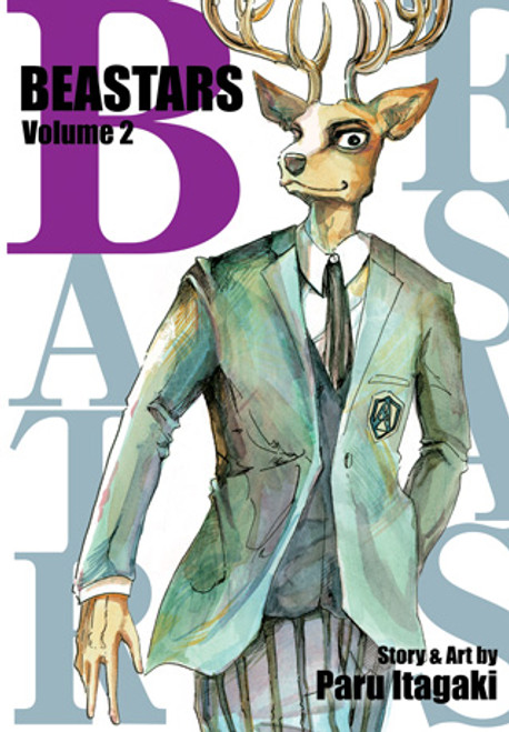 BEASTARS VOL 02
