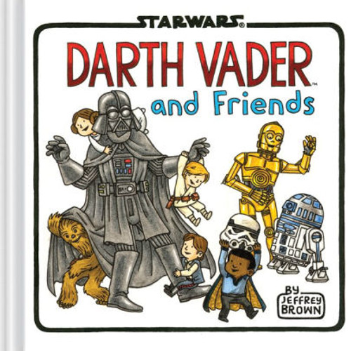 DARTH VADER AND FRIENDS HC