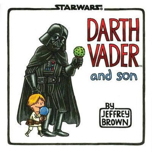 DARTH VADER & SON BROWN HC