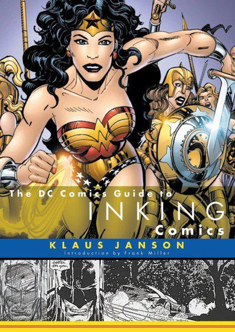 DC GUIDE TO INKING SC