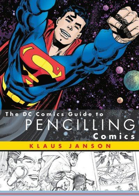 DC GUIDE TO PENCILLING SC