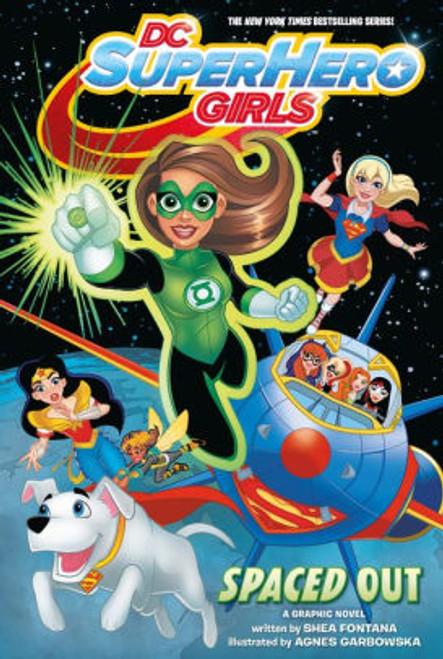 DC SUPERHERO GIRLS SPACED GN