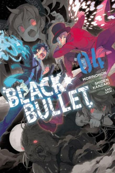 BLACK BULLET VOL 04