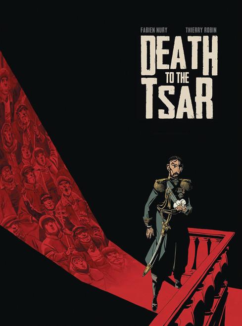 DEATH TO THE TSAR HC