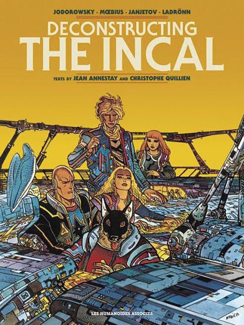 DECONSTRUCTING INCAL HC