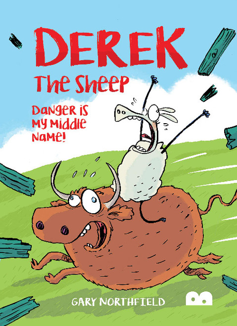 DEREK THE SHEEP DANGER IS MY MIDDLE NAME SC