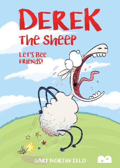 DEREK THE SHEEP LET'S BEE FRIENDS SC