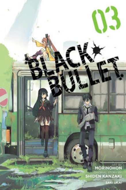 BLACK BULLET VOL 03