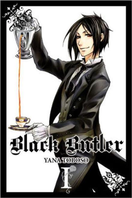 BLACK BUTLER VOL 01
