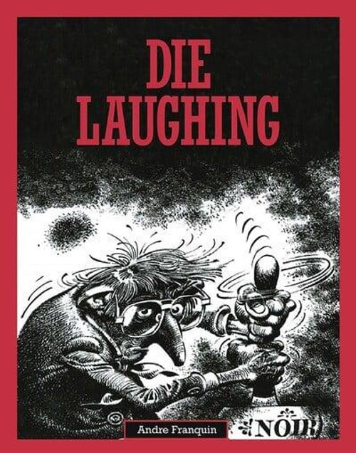 DIE LAUGHING HC