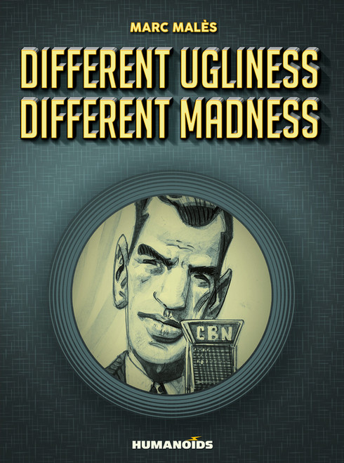 DIFFERENT UGLINESS HC