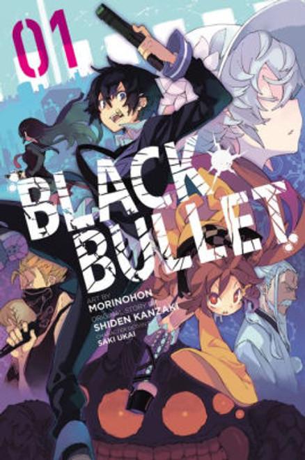 BLACK BULLET VOL 01