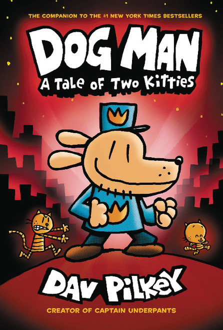 DOG MAN VOL 03 SC A TALE OF TWO KITTIES