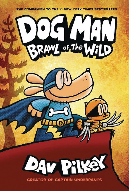 DOG MAN VOL 06 SC BRAWL OF THE WILD