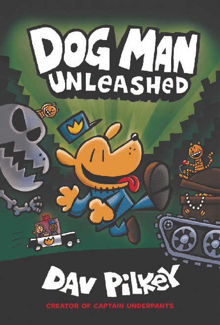 DOG MAN VOL 02 SC UNLEASHED