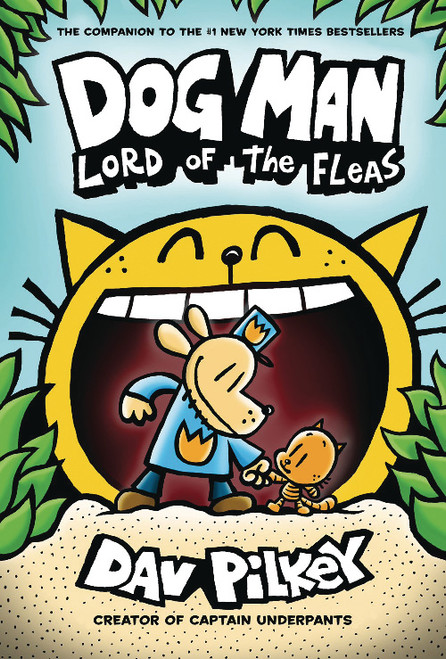 DOG MAN VOL 05 SC LORD OF THE FLEAS