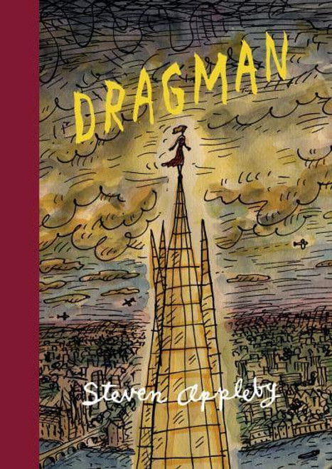 DRAGMAN HC BOOKPLATE EDITION