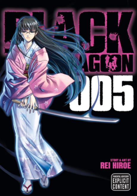 BLACK LAGOON VOL 05