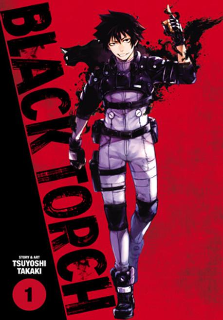 BLACK TORCH VOL 01