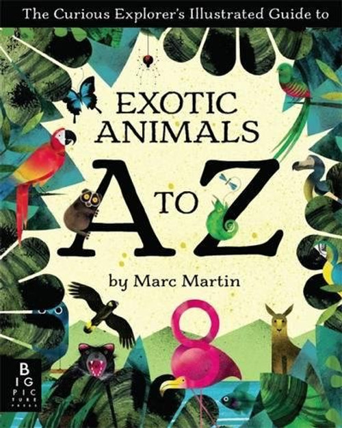 EXOTIC ANIMALS A-Z HC