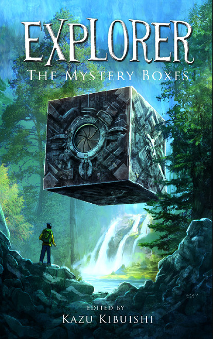 EXPLORER SC VOL 01 THE MYSTERY BOXES