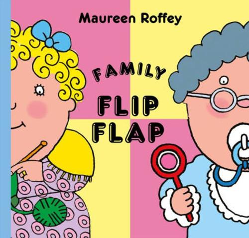FAMILY FLIP FLOP BOARD
