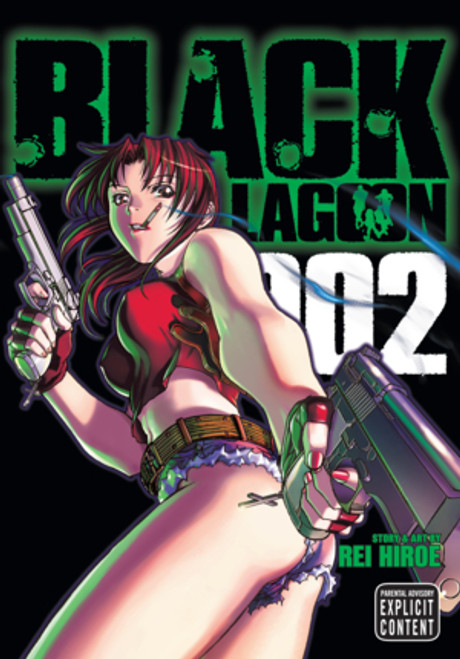 BLACK LAGOON VOL 02