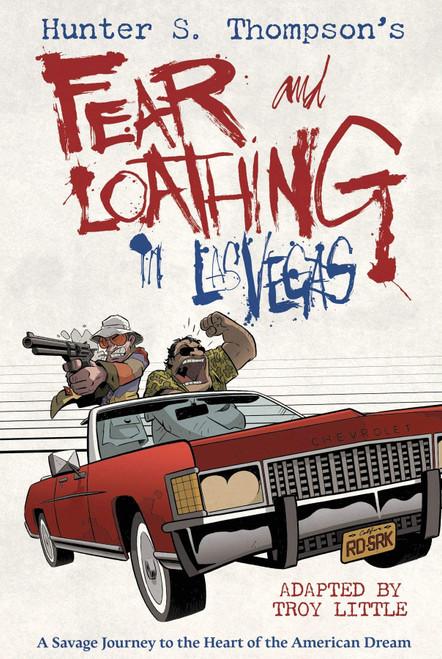 FEAR & LOATHING IN LAS VEGAS HC