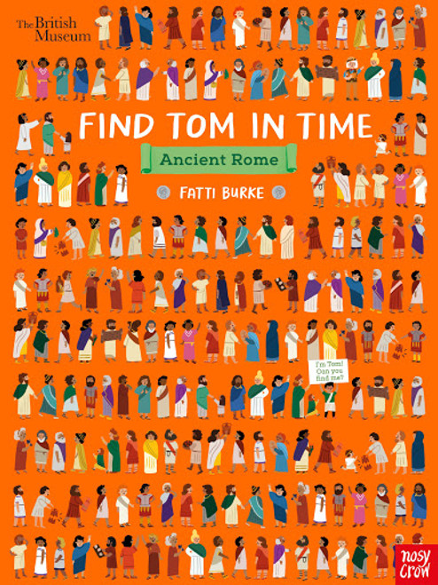 FIND TOM IN TIME ROME HC
