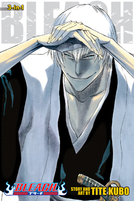BLEACH 3-IN-1 VOL 07