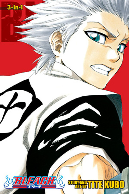 BLEACH 3-IN-1 VOL 06