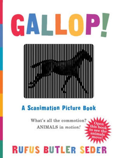 GALLOP SCANIMATION