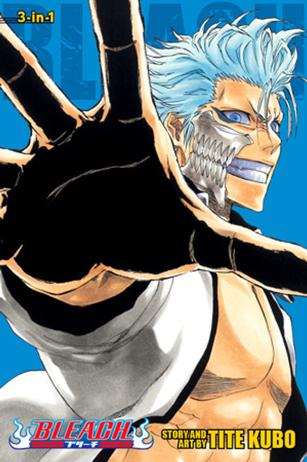 BLEACH 3-IN-1 VOL 08