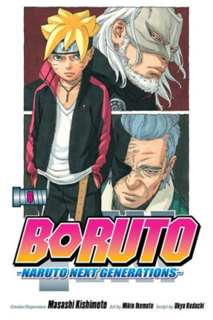 BORUTO VOL 06