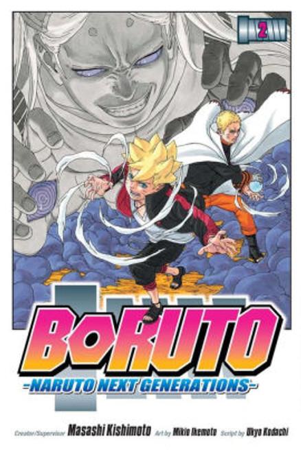 BORUTO VOL 02