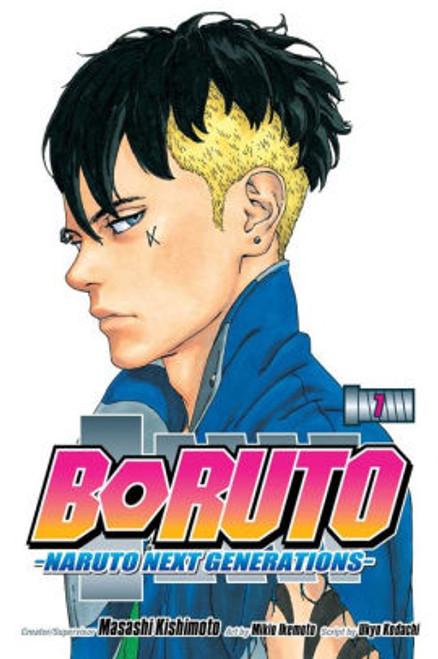 BORUTO VOL 07