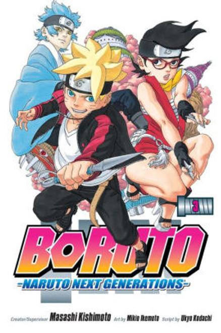 BORUTO VOL 03