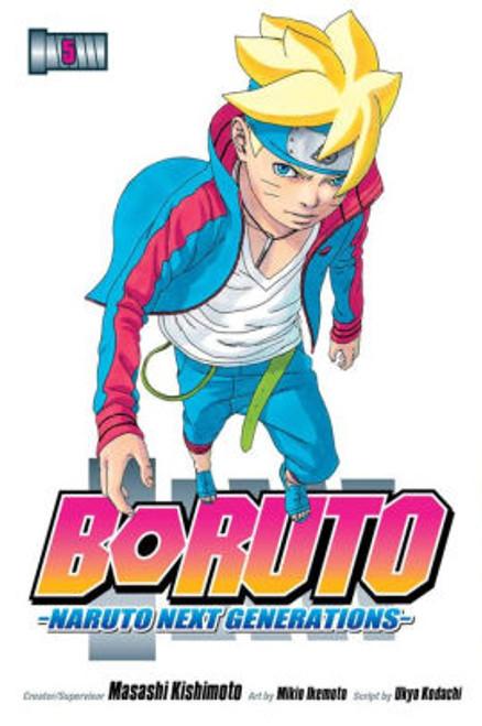 BORUTO VOL 05